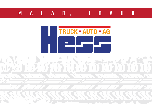 Hess Truck Auto Ag parts and service in malad idaho
