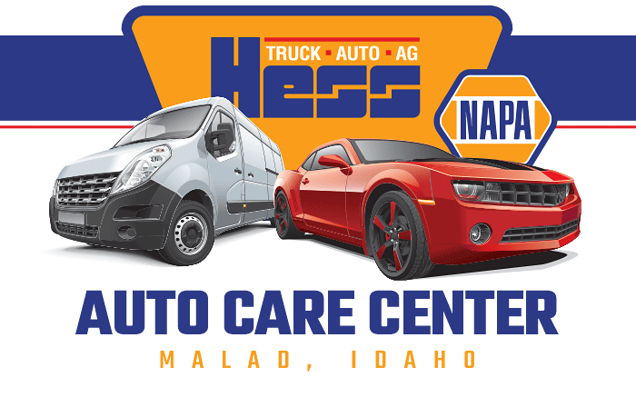 NAPA Auto Care Center, Malad Idaho